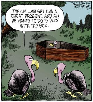 Comic Strip Dave Coverly  Speed Bump 2013-04-11 toy