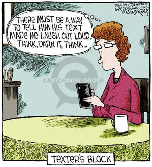 Comic Strip Dave Coverly  Speed Bump 2013-04-12 inspiration