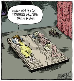 Comic Strip Dave Coverly  Speed Bump 2013-04-18 share