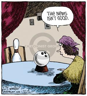 Comic Strip Dave Coverly  Speed Bump 2013-04-26 bad news