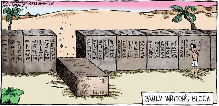 Comic Strip Dave Coverly  Speed Bump 2013-05-19 early