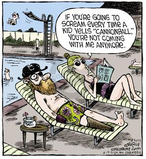 Comic Strip Dave Coverly  Speed Bump 2013-06-05 anymore