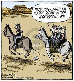 Cartoonist Dave Coverly  Speed Bump 2013-06-17 highway