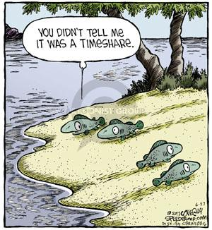 Comic Strip Dave Coverly  Speed Bump 2013-06-27 fish