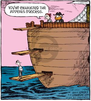 Comic Strip Dave Coverly  Speed Bump 2013-07-03 punishment