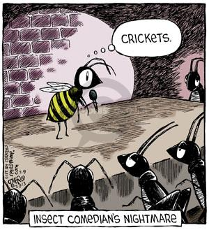 Cartoonist Dave Coverly  Speed Bump 2013-07-09 comedy