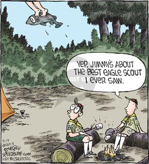 Comic Strip Dave Coverly  Speed Bump 2013-07-17 fish