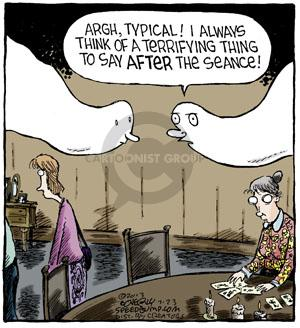 Cartoonist Dave Coverly  Speed Bump 2013-07-23 communicate