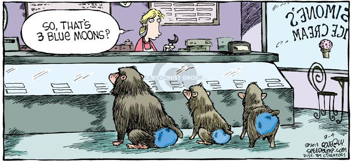 Comic Strip Dave Coverly  Speed Bump 2013-08-04 biology