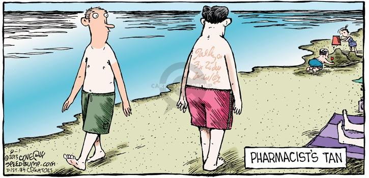 Comic Strip Dave Coverly  Speed Bump 2013-09-01 prescription