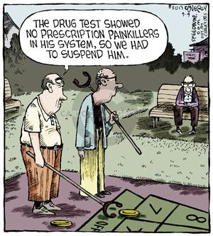 Comic Strip Dave Coverly  Speed Bump 2013-09-09 prescription