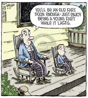 Comic Strip Dave Coverly  Speed Bump 2013-09-12 grandparent