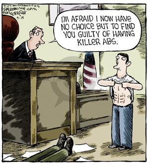 Cartoonist Dave Coverly  Speed Bump 2013-09-14 criminal