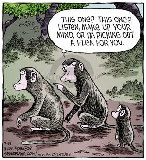 Comic Strip Dave Coverly  Speed Bump 2013-09-19 instinct