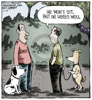 Cartoonist Dave Coverly  Speed Bump 2013-09-25 skill