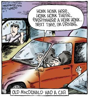 Comic Strip Dave Coverly  Speed Bump 2013-10-07 slow