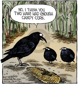 Comic Strip Dave Coverly  Speed Bump 2013-10-08 crow