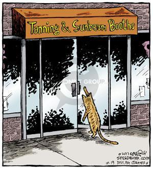 Comic Strip Dave Coverly  Speed Bump 2013-10-19 tan