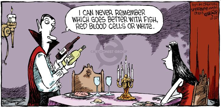 Comic Strip Dave Coverly  Speed Bump 2013-10-20 fish