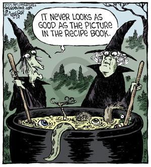 Cartoonist Dave Coverly  Speed Bump 2013-10-24 cooking