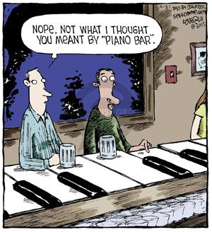 Comic Strip Dave Coverly  Speed Bump 2013-11-21 expectation
