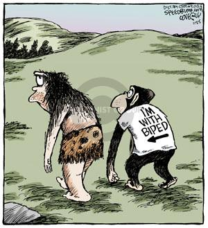 Comic Strip Dave Coverly  Speed Bump 2013-11-25 human development