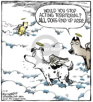 Comic Strip Dave Coverly  Speed Bump 2013-12-10 instinct