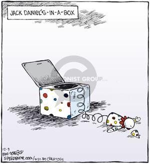 Comic Strip Dave Coverly  Speed Bump 2014-01-17 Jack