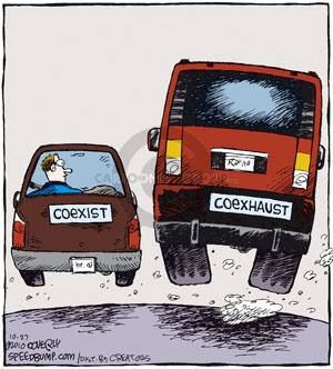 Comic Strip Dave Coverly  Speed Bump 2014-01-18 environment