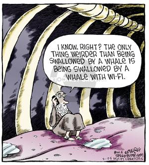 Comic Strip Dave Coverly  Speed Bump 2014-02-25 online
