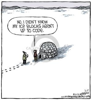 Comic Strip Dave Coverly  Speed Bump 2014-03-10 construction