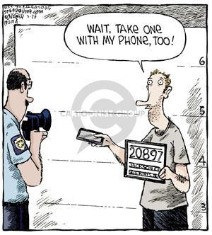 Cartoonist Dave Coverly  Speed Bump 2014-03-26 shot