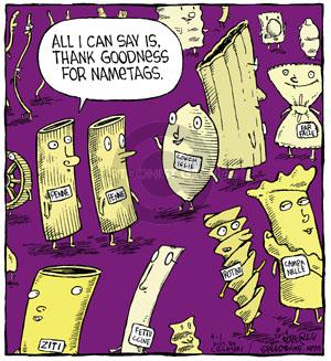Cartoonist Dave Coverly  Speed Bump 2014-04-01 cooking