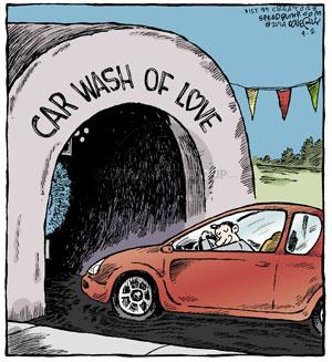 Comic Strip Dave Coverly  Speed Bump 2014-04-02 tunnel