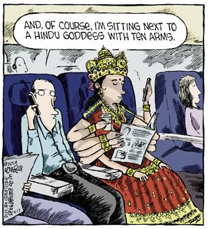 Comic Strip Dave Coverly  Speed Bump 2014-04-17 passenger