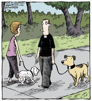 Comic Strip Dave Coverly  Speed Bump 2014-05-09 seen