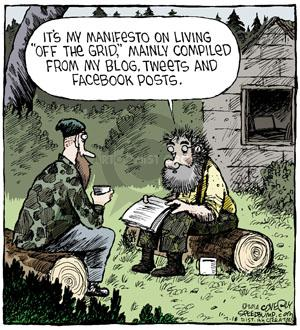 Comic Strip Dave Coverly  Speed Bump 2014-07-10 online