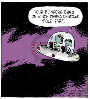 Comic Strip Dave Coverly  Speed Bump 2014-07-15 old age