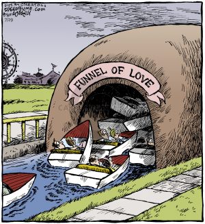 Comic Strip Dave Coverly  Speed Bump 2014-07-29 amusement park
