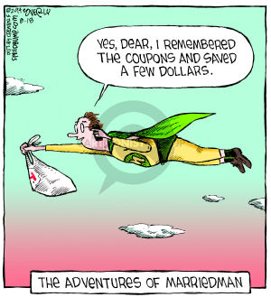 Comic Strip Dave Coverly  Speed Bump 2014-08-18 marriage