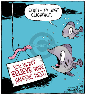 Comic Strip Dave Coverly  Speed Bump 2014-10-02 strategy