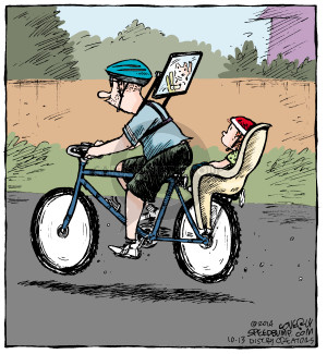 Comic Strip Dave Coverly  Speed Bump 2014-10-13 device