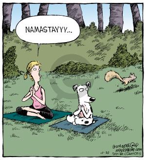 Namastayyy …