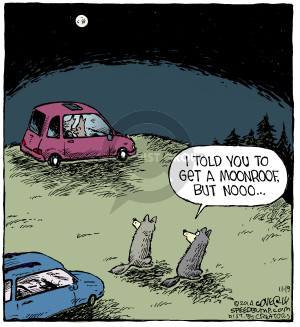Comic Strip Dave Coverly  Speed Bump 2014-11-19 get