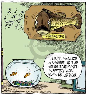 Comic Strip Dave Coverly  Speed Bump 2014-12-06 fish