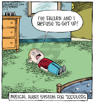 Comic Strip Dave Coverly  Speed Bump 2014-12-15 get