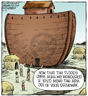 Comic Strip Dave Coverly  Speed Bump 2014-12-23 boat