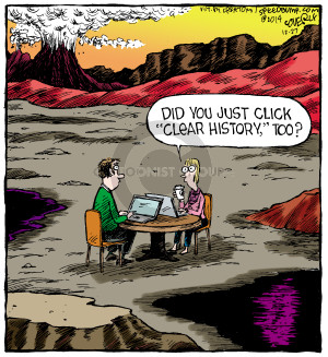 Comic Strip Dave Coverly  Speed Bump 2014-12-27 online