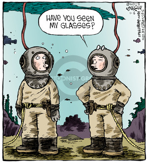 Comic Strip Dave Coverly  Speed Bump 2015-01-06 seen