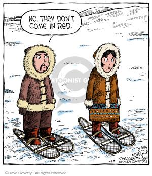 Cartoonist Dave Coverly  Speed Bump 2015-01-10 fashion